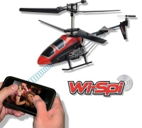 Smartphone Controlled RC Toy Helicopter