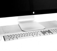 Space Bar Desk Organizer & USB Hub