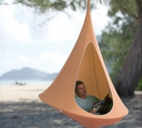 The Hanging Cocoon