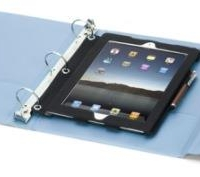 3 Ring Binder Insert Case for iPad 2, iPad 3, and iPad (4th gen)