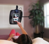 Hands Free iPad Floor Stand