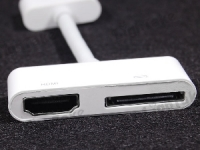 HDMI Digital AV Adapter for iphone, iPad, iPad 2, iPod Touch