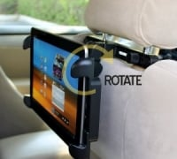 iKross Car Mount Tablet Backseat Headrest Mount Holder