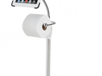 iPad Bathroom Stand