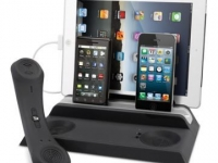 ipad iphone Charging Dock