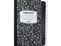 Old School Composition Book iPad Cover