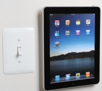 PadTab Tablet Wall Mounting System