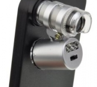 60x Zoom led iphone Microscope Micro-lens