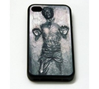 Han Solo Carbonite iPhone Case