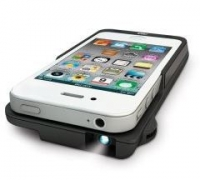 iphone projector case