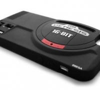 Sega Genesis iPhone Case