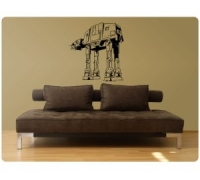 At At Wall Decal