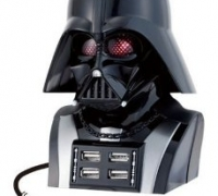 Darth Vader USB HUB (4-Port)