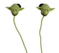 Star Wars Yoda Earbud Headphones