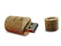 8GB Wine Cork Flash Drive