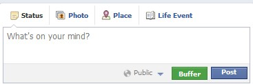 facebook life event 2