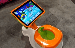 iPotty Will Keep Your Kids Entertained During Potty Training