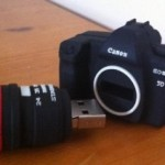 4GB Canon Camera USB Flash Drive