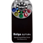 Holga Photo Lens and Filter iPhone Case
