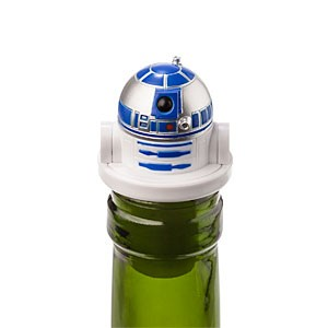 R2D2 Wine Bottle Stopper