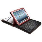 iPad Folio Case with Bluetooth Keyboard