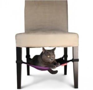 Hide Away Cat Hammock