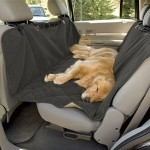 Microfiber Waterproof Dog Seat Covers Car Hammock Pet Seat Protector