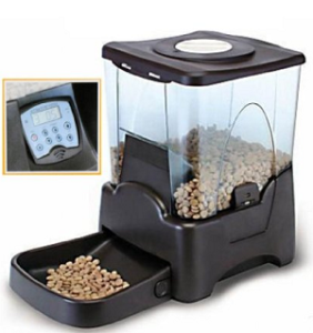 pet tech accessories and Gadgets Programmable Automatic Pet Feeder