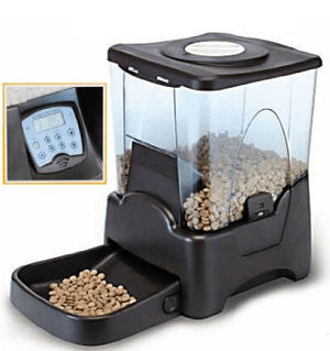 Hi Tech Pet Products and Gadgets Programmable Automatic Pet Feeder
