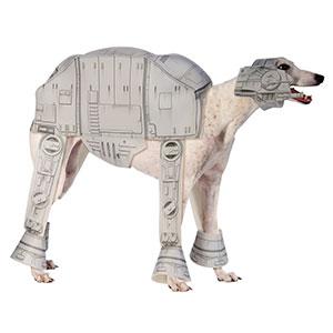 Star Wars AT-AT Walker Dog Halloween Costume
