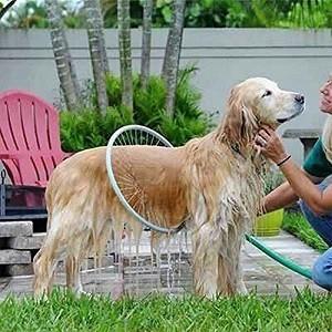 Woof washer Pet 360° Washer Dog Shower