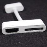 HDMI Digital AV Adapter for iphone_iPad_iPad 2_iPod Touch