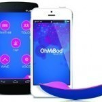 Bluetooth App-Controlled Wearable Massager