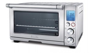 Breville Smart Oven 1800-Watt Convection Toaster Oven