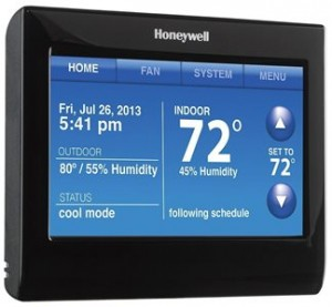 Honeywell Wi-Fi Smart Thermostat with Voice Control