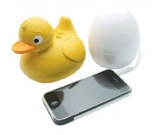 IDuck - Waterproof Radio and Wireless Speaker