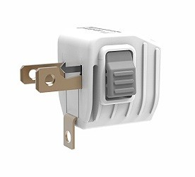 LOCK in PLUG - lock & secure any plug, cable, cord, charger into your outlet