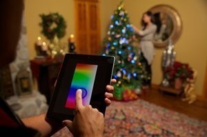 Lumenplay App-Enabled Smart Christmas Lights