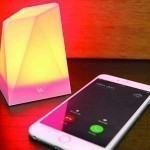 NOTTI Smart Mood Light with Notifications for iPhone iOS and Android Smartphones