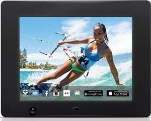 Nixplay 8 inch Wi-Fi Cloud Digital Photo Frame