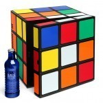 office tech gadgets Rubik's Cube Fridge