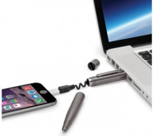 Smartphone Charging Cable Pen