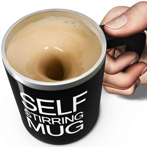 iCooker® - Self-Stirring Coffee Mug