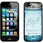 Ball Mason Jar iPhone Case
