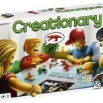 LEGO Pictionary Game