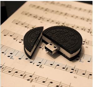 Oreo Cookie USB Flash Drive