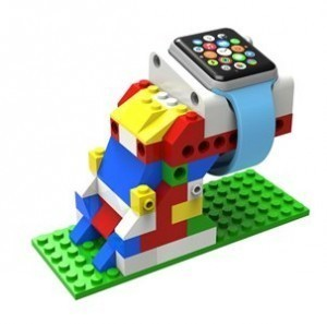 SwitchEasy BLOCKS Apple Watch Customizable Dock