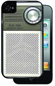 Transistor Radio iPhone Case
