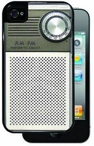 Transistor Radio iPhone Case