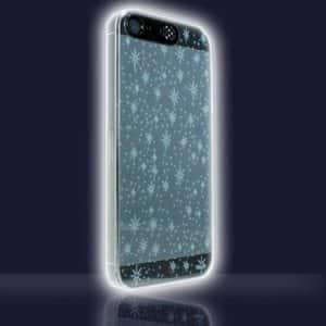 VanD Flashing Stars iPhone Case